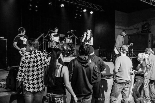 Blind Season at Diesel Concert Lounge