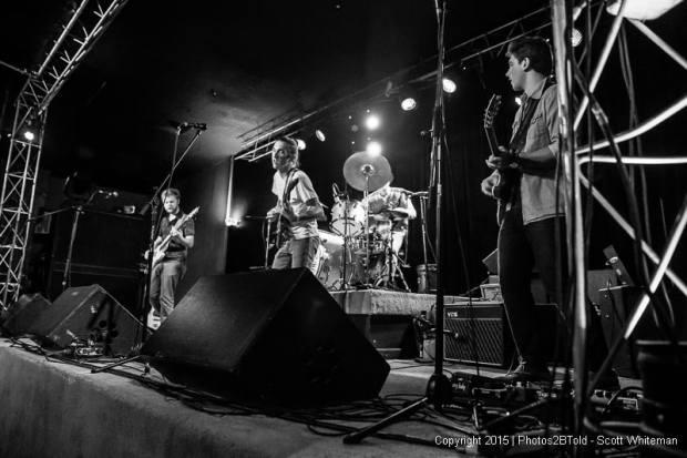 Mac Saturn at Diesel Concert Lounge