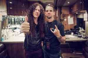 Marty Friedman and Joel Barrios