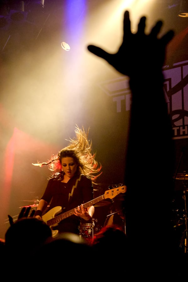 The Amorettes – TX63 Music Photography-007