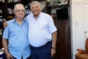 Jose Oliveira and Nuno Braancamp