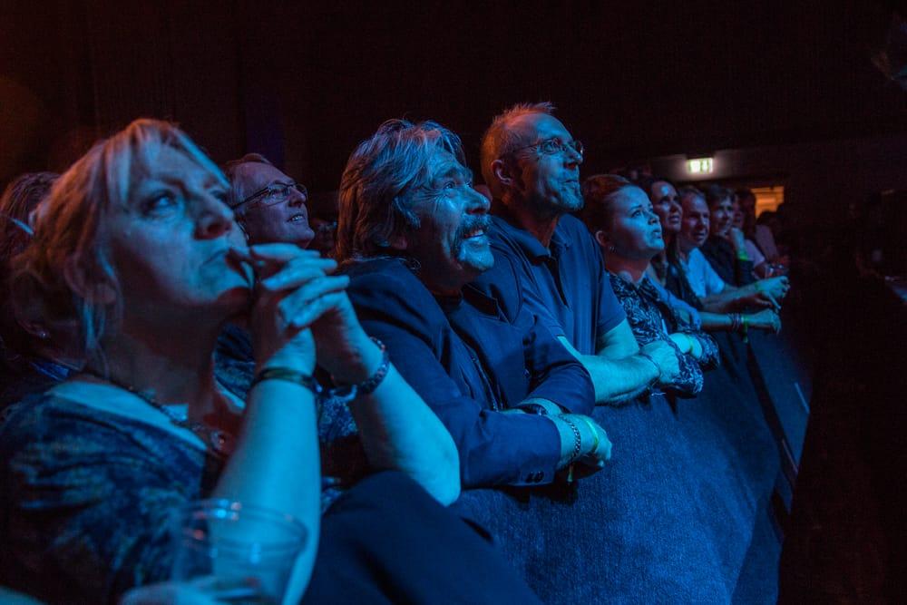 Audience © Per Ole Hagen