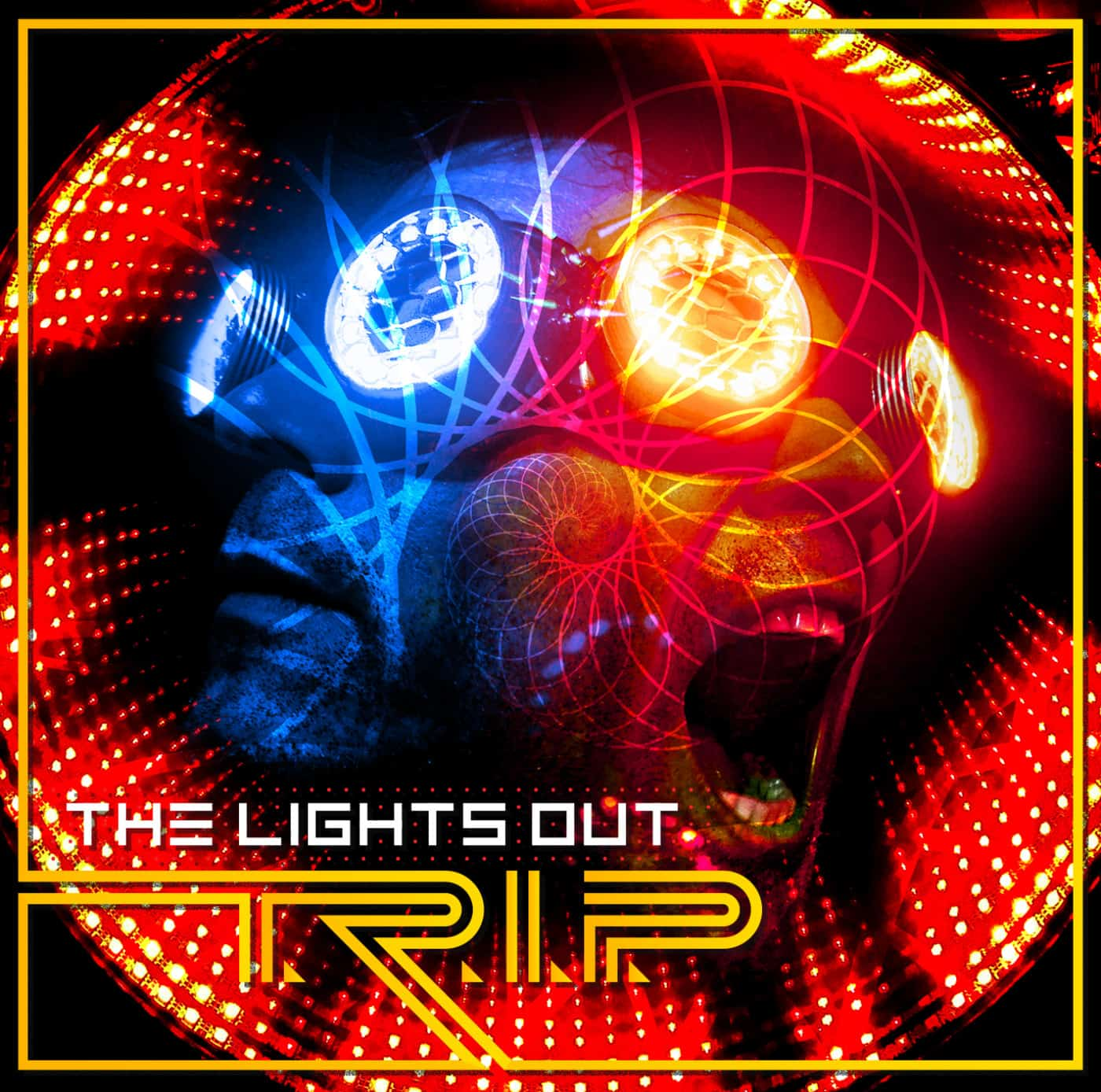 The Lights Out_T.R.I.P._2017 LP Cover_1423x1411
