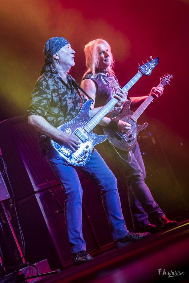 Roger Glover and Steve Morse