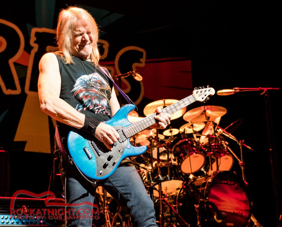 the dixie dregs perform 40th anniversary tour in durham north carolina rock at night. Black Bedroom Furniture Sets. Home Design Ideas