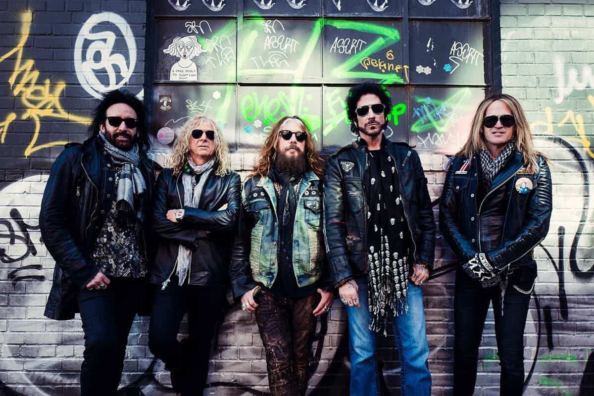 The Dead Daisies-Photo by Danny Jungsland