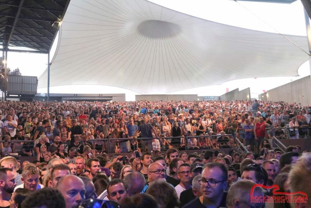 Music Festival venue Colmar