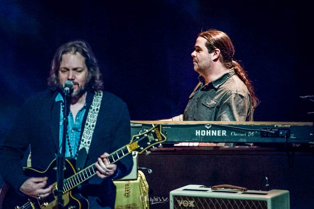 Rich Robinson and Matt Slocum-The Magpie Salute