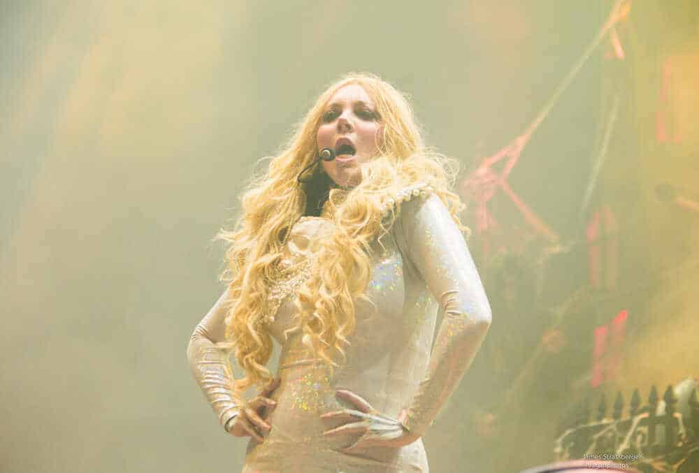 Maria Brink of In This Moment