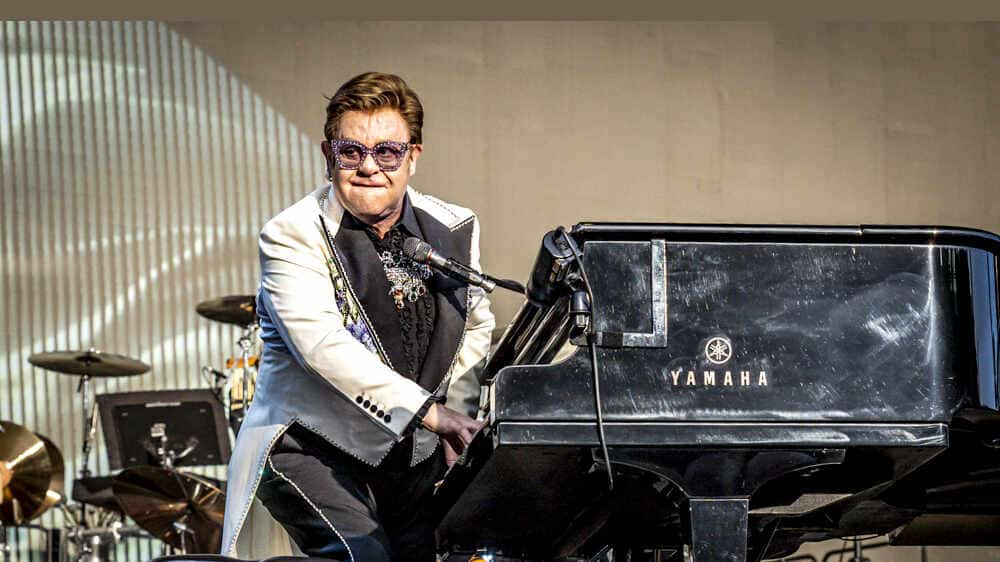 Elton John – Mission Estate Winery © Alexander Hallag for Rock at Night