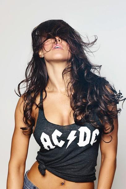 Women's T-Shirts and rock merch.