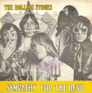 Rolling Stones Sympathy for the devil