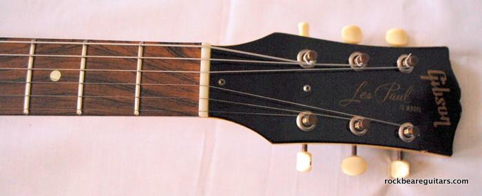 60 Gibson Les Paul Junior neck   Rockbeare Guitars
