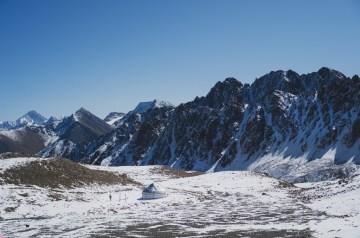 Ala Kul, Kirghizistan