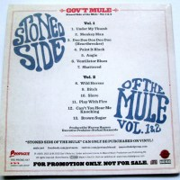 Gov't Mule  –  Dub Side Of The Mule, Gov't Mule – Stoned Side Of The Mule Vol. 1 & 2