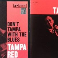 """""""Der vergessene König des Blues – Tampa Red"""" von Richard Koechli"""