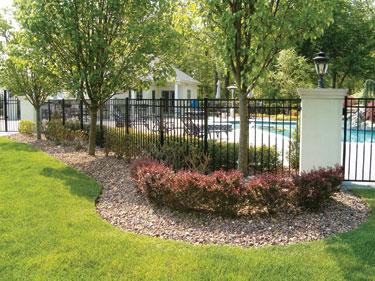 fence installation nj landscaper