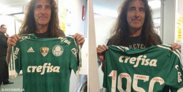 Palmeiras homenageia Iron Maiden e Anthrax com camisas especialmente  personalizadas - RockBreja - Rock 9f4e50c89207f