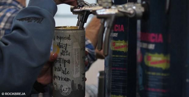 A cervejaria paranaense Way Beer é a primeira do Brasil a investir no produto que permite que os interessados recebam chope fresco onde estiverem /F oto: Divulgação