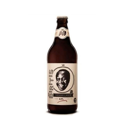 Biritis (Estilo: Vienna Lager / ABV: 4,8% / Cervejaria: Brassaria Ampolis / País: Brasil)