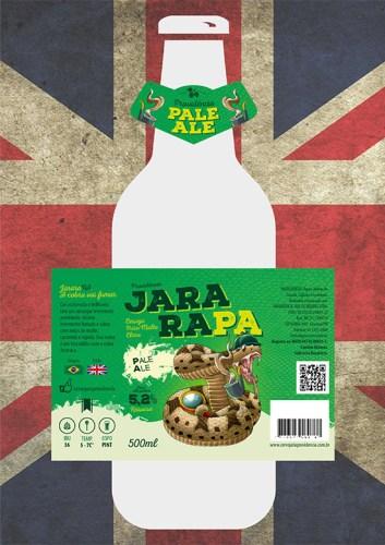 Jararapa (Estilo: English Pale Ale / ABV: 5,2% / Cervejaria: Providência / País: Brasil)