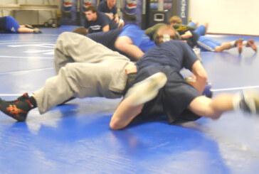 Parry McCluer High School wrestlers dominate district tournament
