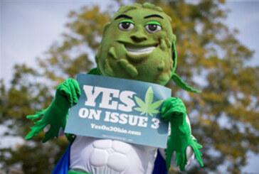 Ohio voters reject effort to legalize pot