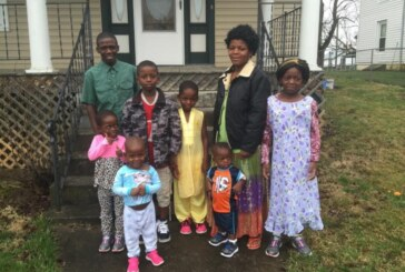 Congolese family adapts to life in Lexington