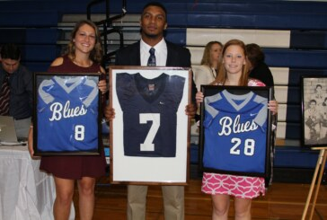 Buena Vista inducts sports legends into Hall of Fame