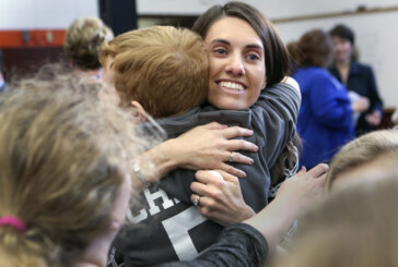 Roanoke County teacher wins $25K Milken Educator Award