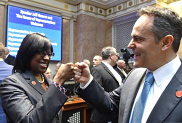 Kentucky governor supports fellow Republican in Va. race