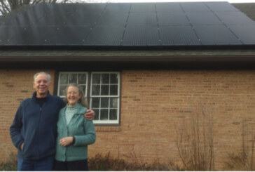Lexington area homes go solar