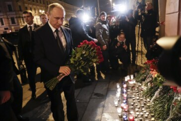 Suicide bomber identified in St. Petersburg subway attack