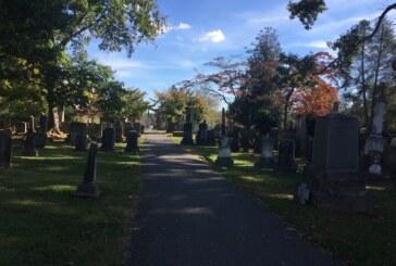 Lexington celebrates Arbor Day at historical cemetery