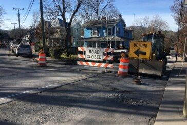 Months remain for construction on Nelson Street