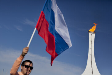 Russia banned from Winter Olympics by IOC