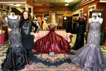 Buena Vista bridal boutique bedazzles local proms