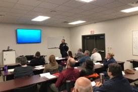 Rockbridge cops teach citizens about police work