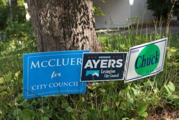 4 candidates fight for 3 Lexington City Council seats
