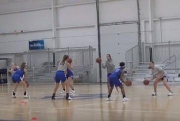 Washington and Lee women's basketball: more rookies than veterans