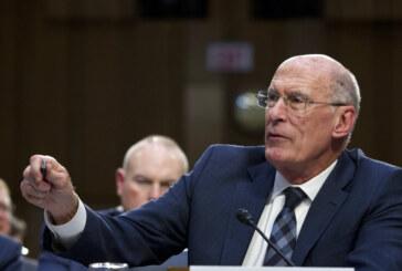 U.S. intel chiefs contradict Trump on global threats