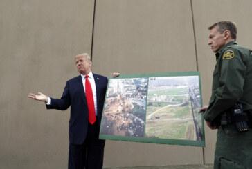 Four senators push measure to halt Trump's emergency declaration