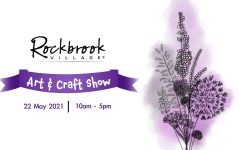 Rockbrook Village Art & Craft Show