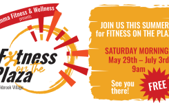 Fitness on the Plaza