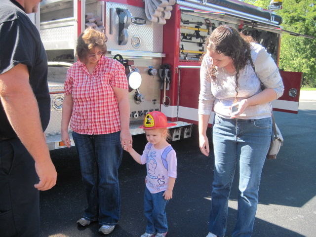 Story Time – Fire Truck!