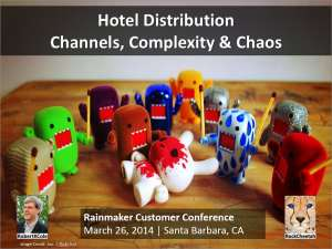 Rainmaker Gaming & Hospitality Customer Conference