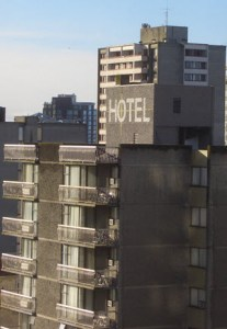 Hotel Brand Explosion Difficult to Describe