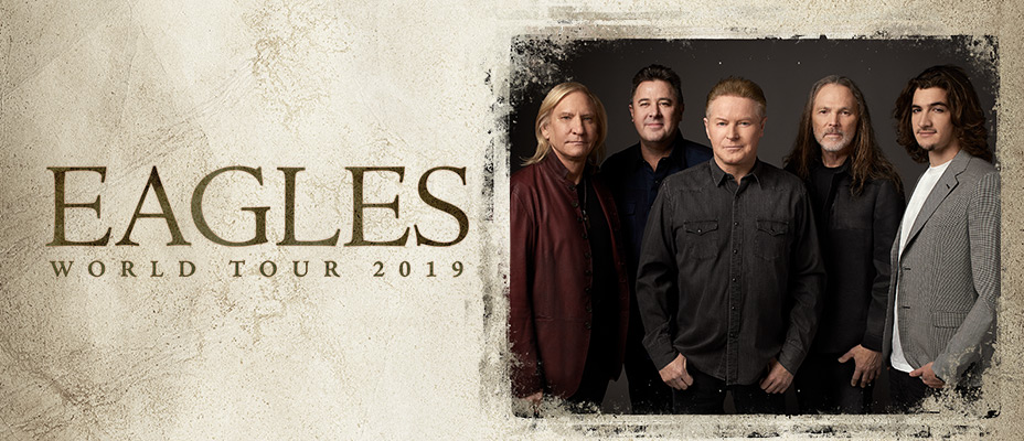 EAGLES are bringing their acclaimed world tour to Australia