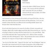 the rocker - cranston