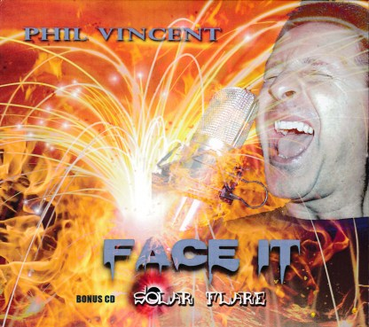 phil vincent - face it